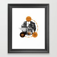 You Can Quote Me - Isaac… Framed Art Print