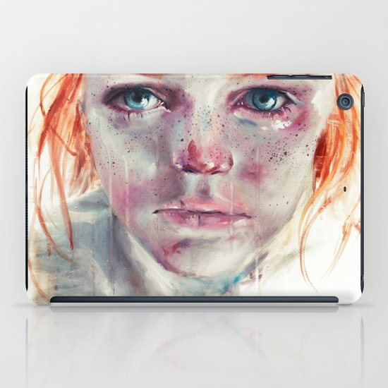 my eyes refuse to accept passive tears iPad Case