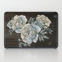 Peony Wood iPad Case