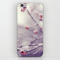 iPhone & iPod Skin featuring poem of the air by Mary Carroll