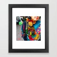 Diego Lorensson Framed Art Print