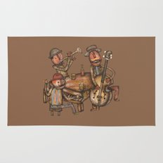 The Small Big Band Rug