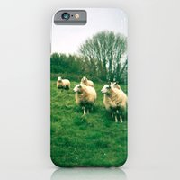 iPhone & iPod Case featuring An Audience by Cassia Beck