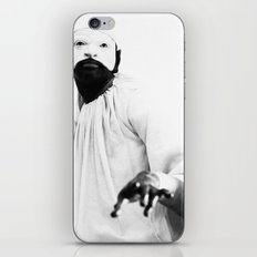 italy - naples - traditional mask_04 iPhone & iPod Skin