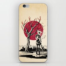 Japanese student iPhone & iPod Skin