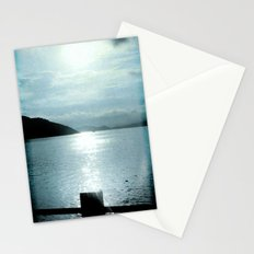 SUNSET RIVER Stationery Cards
