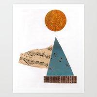 Ballad Art Print