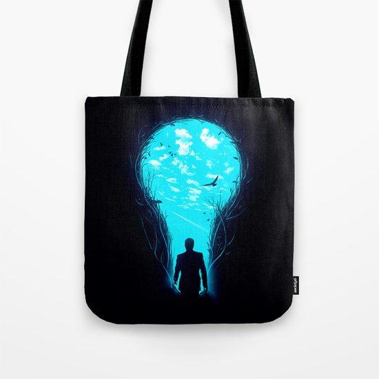 Bright Side Tote Bag