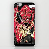 THE END IS NIGH iPhone & iPod Skin