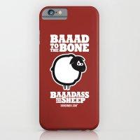 Baaadass the Sheep: Baaad to the Bone iPhone 6 Slim Case