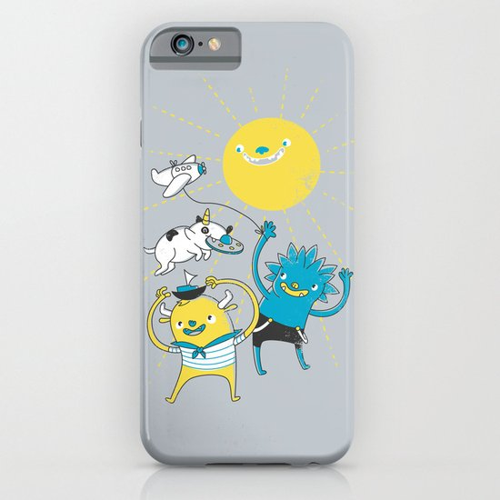 It's a nice day to play! iPhone & iPod Case