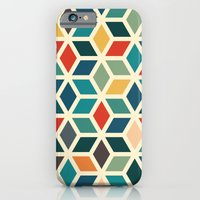 iPhone & iPod Case featuring Norwegian Wood by Mamoizelle