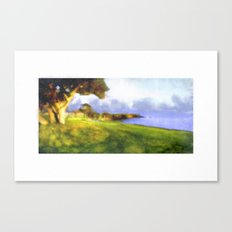 Pebble No. 5 Canvas Print