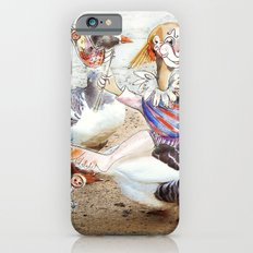 Outing With Friends iPhone 6 Slim Case