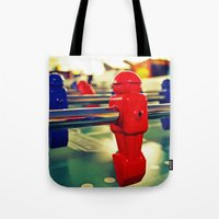 Foosball fun Tote Bag