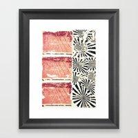 RETRO 2 Framed Art Print