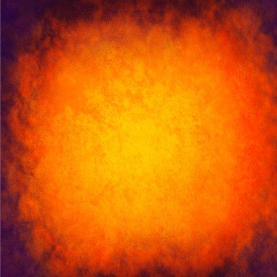 Big ball of fire Art Print