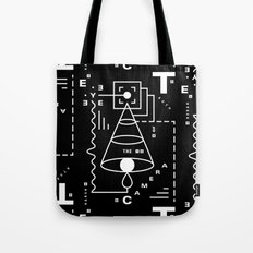 The Harsh Truth Of The Camera Eye Tote Bag