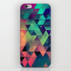 nyyt tryp iPhone & iPod Skin
