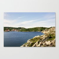 Homeland Canvas Print