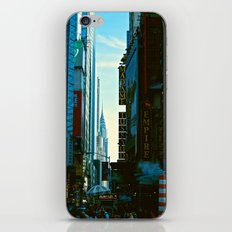 Busy City iPhone & iPod Skin
