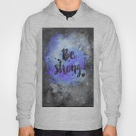 Be Strong Hoody