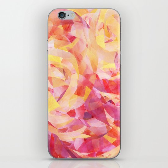Concentric (Rise Remix) iPhone & iPod Skin