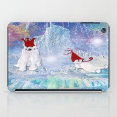 The Ice Party iPad Case