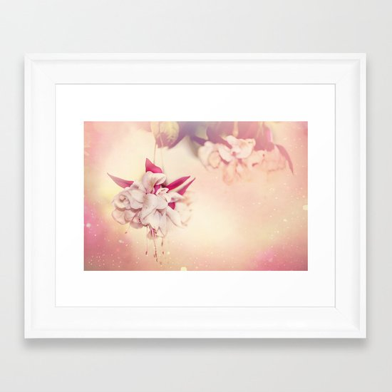 Summer Lingers Framed Art Print