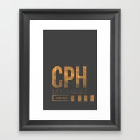 CPH Framed Art Print