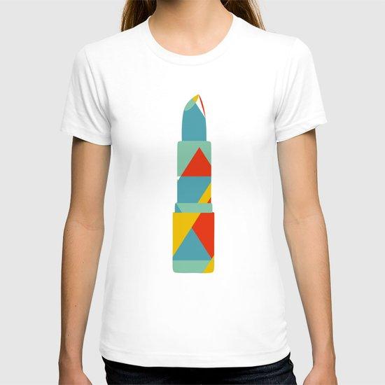 Lipstick Hues T-shirt