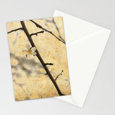 Lonely Flower Stationery Cards