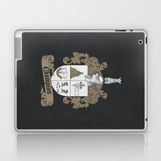 Champion Crest Laptop & iPad Skin