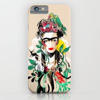 The Art of Frida Kahlo iPhone 6 Slim Case