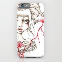 Honey Blood iPhone 6 Slim Case