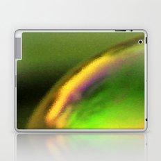 Golden green Laptop & iPad Skin
