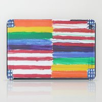 Flags for The Future 38 iPad Case