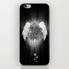 Angel of the chaos iPhone & iPod Skin