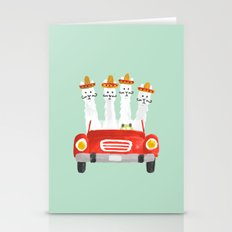 The Four Amigos Stationery Cards