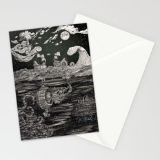 Jupiter's Guide For Submariners Stationery Cards