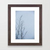 Winter II Framed Art Print