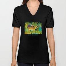 Jungle Unisex V-Neck