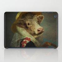 Cow #2 iPad Case