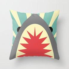 Sharks Life Throw Pillow