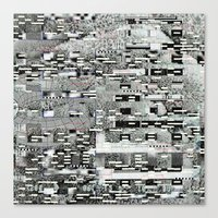 Highly Resolved Ghost (P… Canvas Print