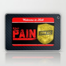 DREDD Laptop & iPad Skin