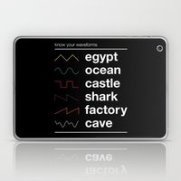 Know your Waveforms Laptop & iPad Skin