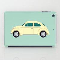 VW Beetle iPad Case