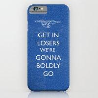 Boldly Go iPhone 6 Slim Case