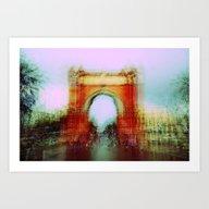 Memories Of Spain 7 - Ar… Art Print